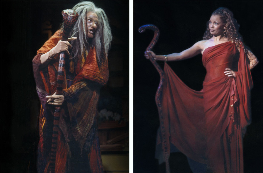 Vanessa Williams in 'Into the Woods'