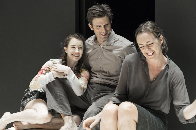 L R Catherine Combs Frederick Weller And Andrus Nichols In The Young Vic Production Of