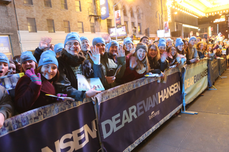 Lindsay Auto Group >> Dear Evan Hansen | Center Theatre Group