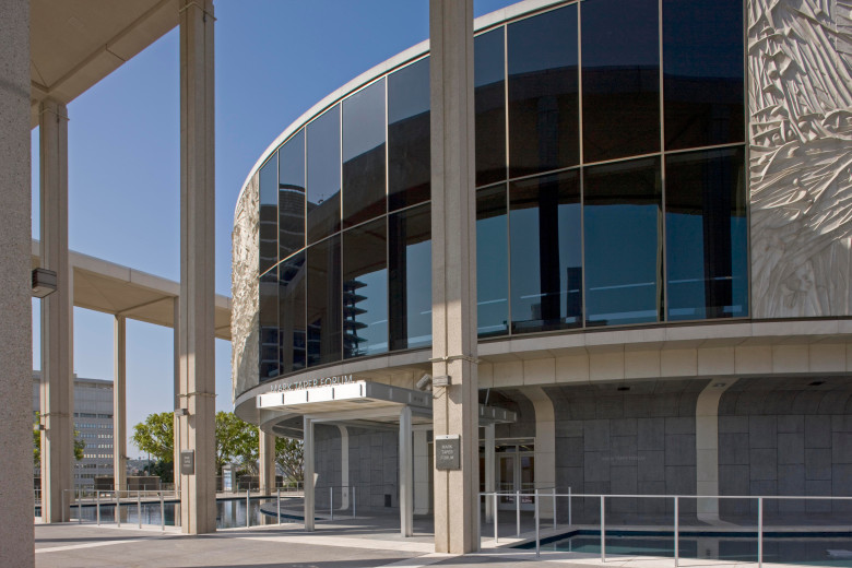 Ahmanson Theatre Exterior