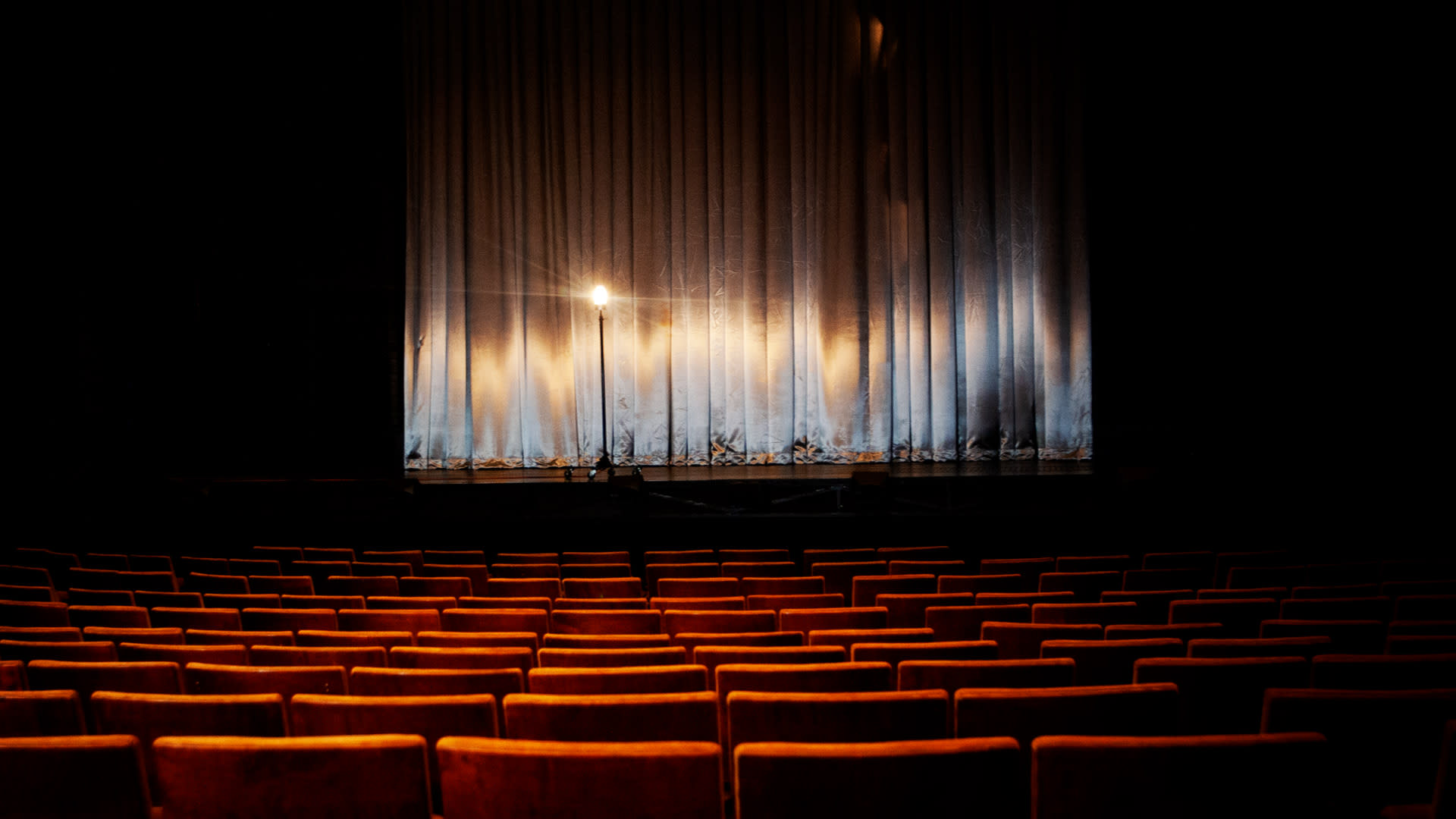 Have Your Next Zoom Meeting At The Theatre Center Theatre Group