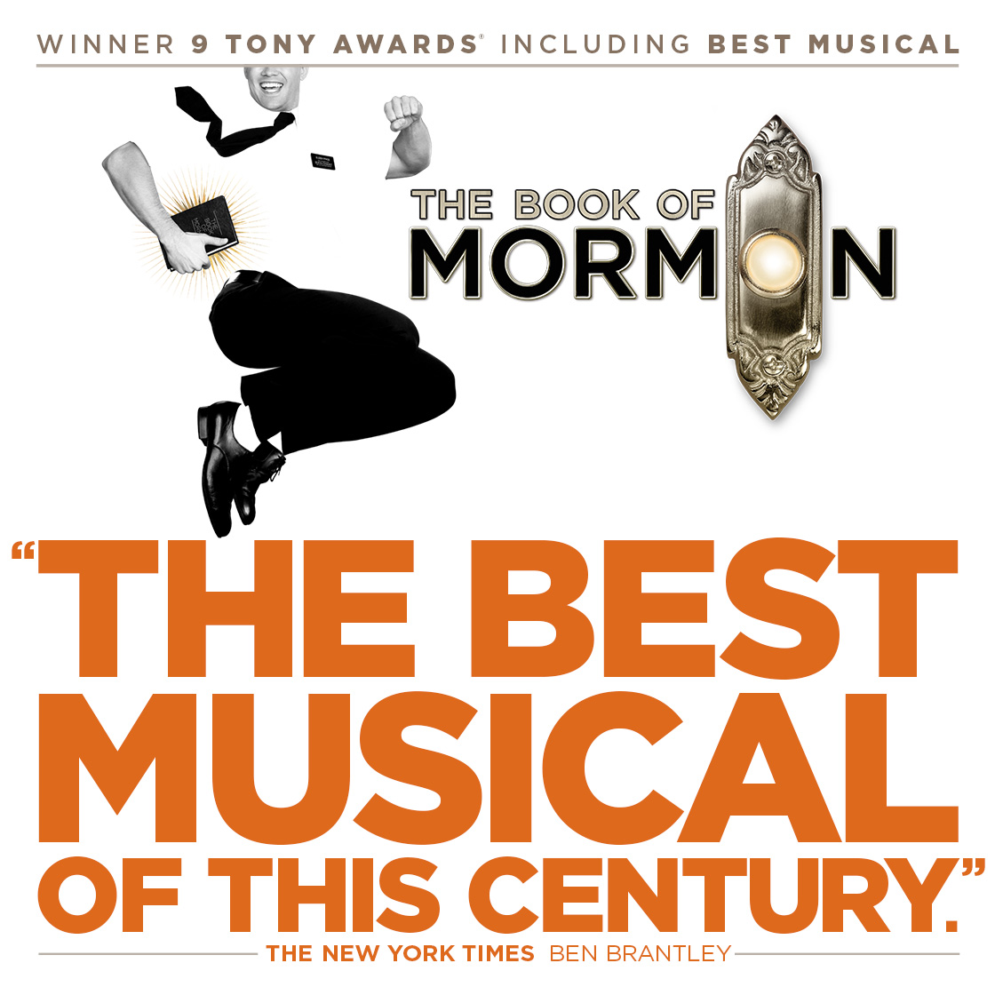The book of mormon los angeles tour packages