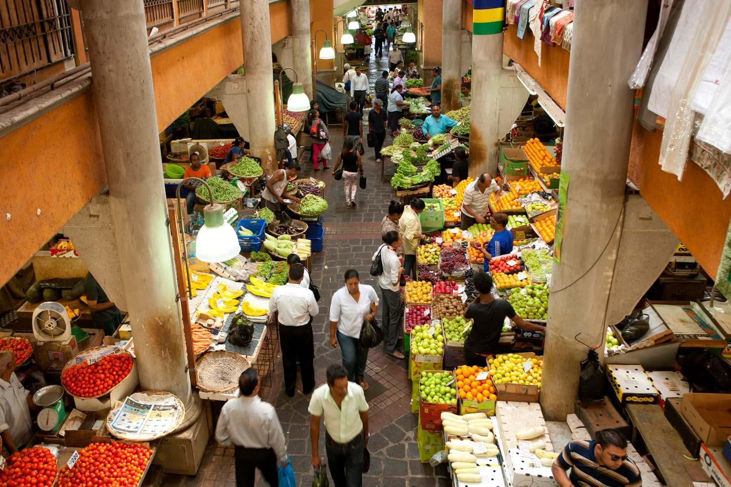 anahita mauritius economy