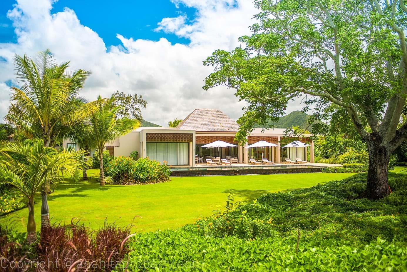 villa luxueuse anahita