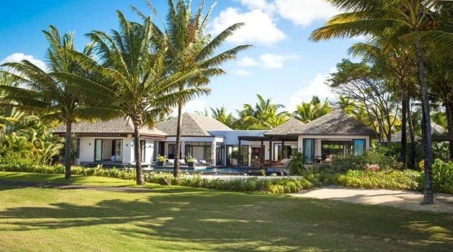 villa in mauritius
