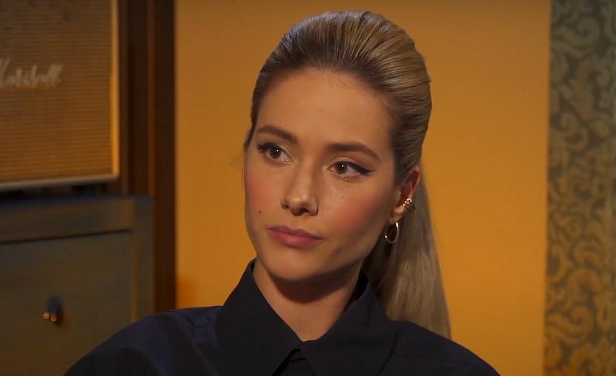 Юлия Паршута вспомнила, как пережила домашнее насилие
