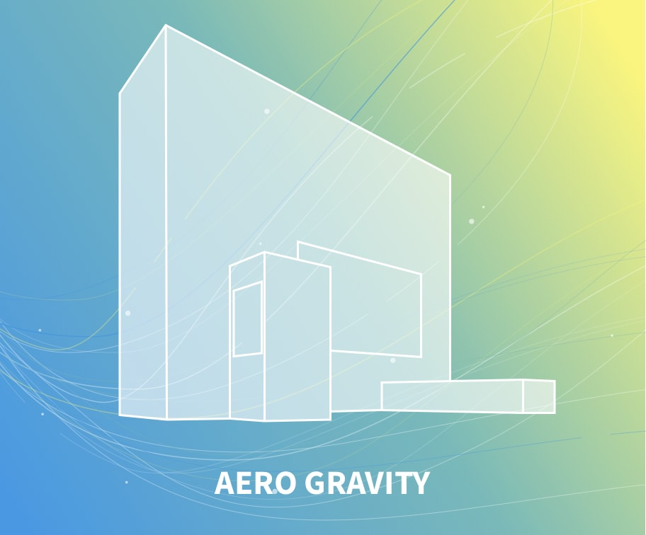 Aero gravity windtunnel