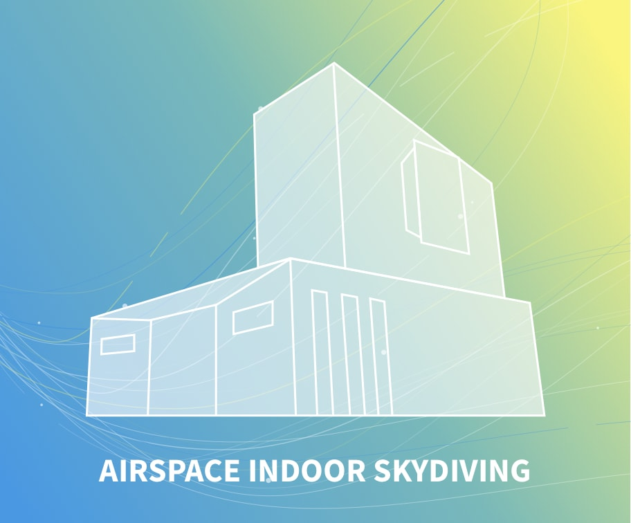 Airspace indoor skydiving windtunnel