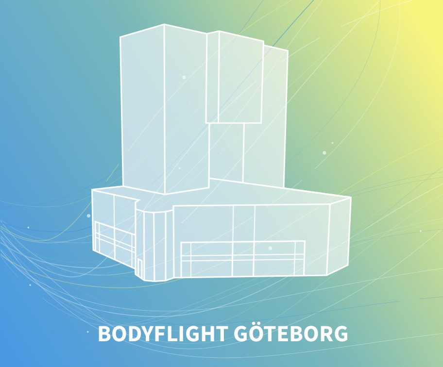 Bodyflight g%c3%b6teborg windtunnel