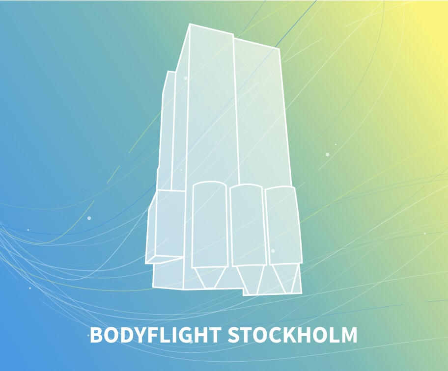 Bodyflight stockholm windtunnel