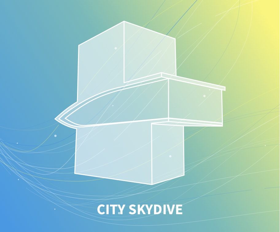 City skydive utrecht windtunnel
