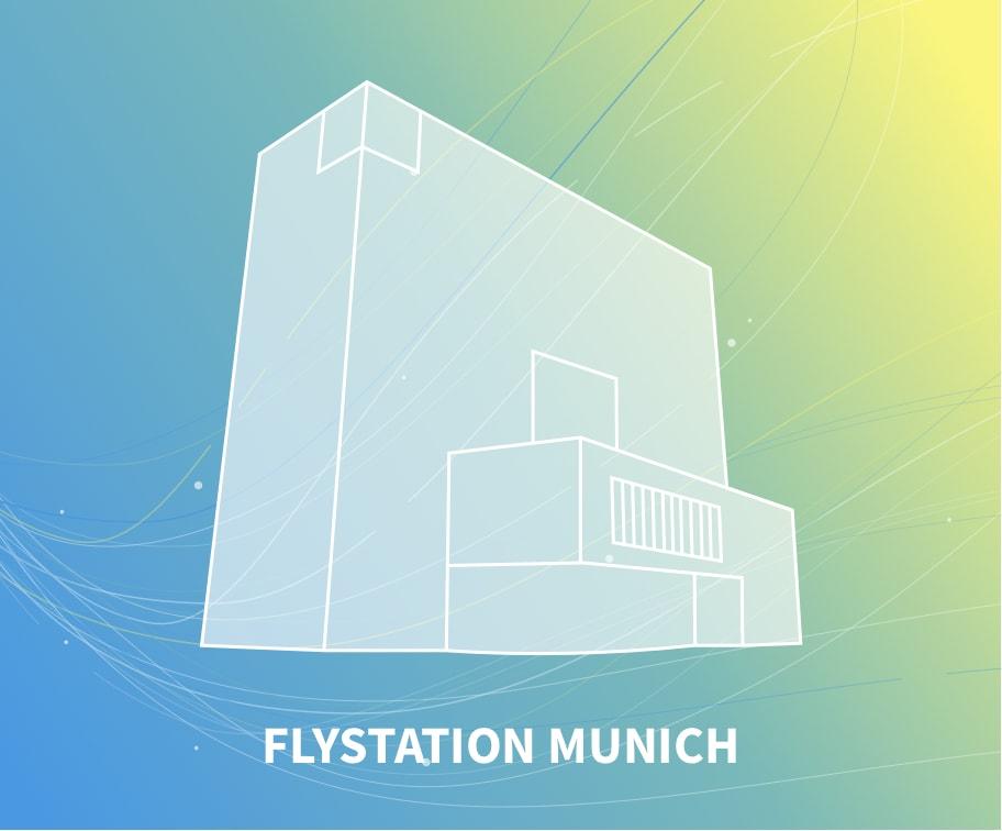 Flystation munich windtunnel
