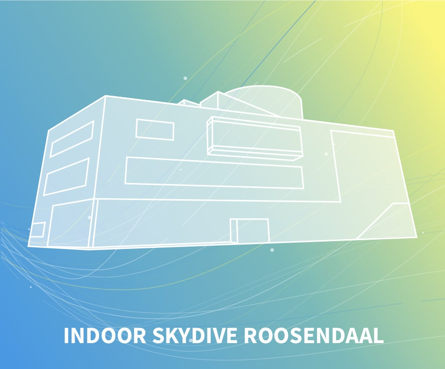 Indoor skydive roosendaal windtunnel