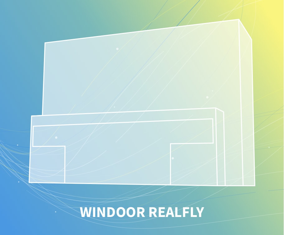 Windoor realfly windtunnel