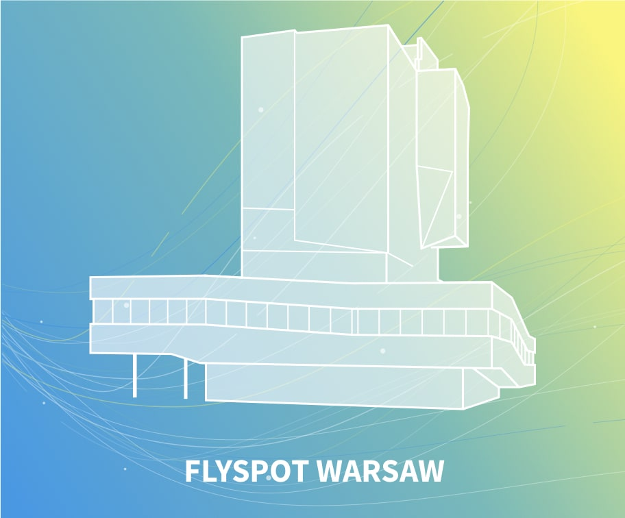 Flyspot warsaw windtunnel