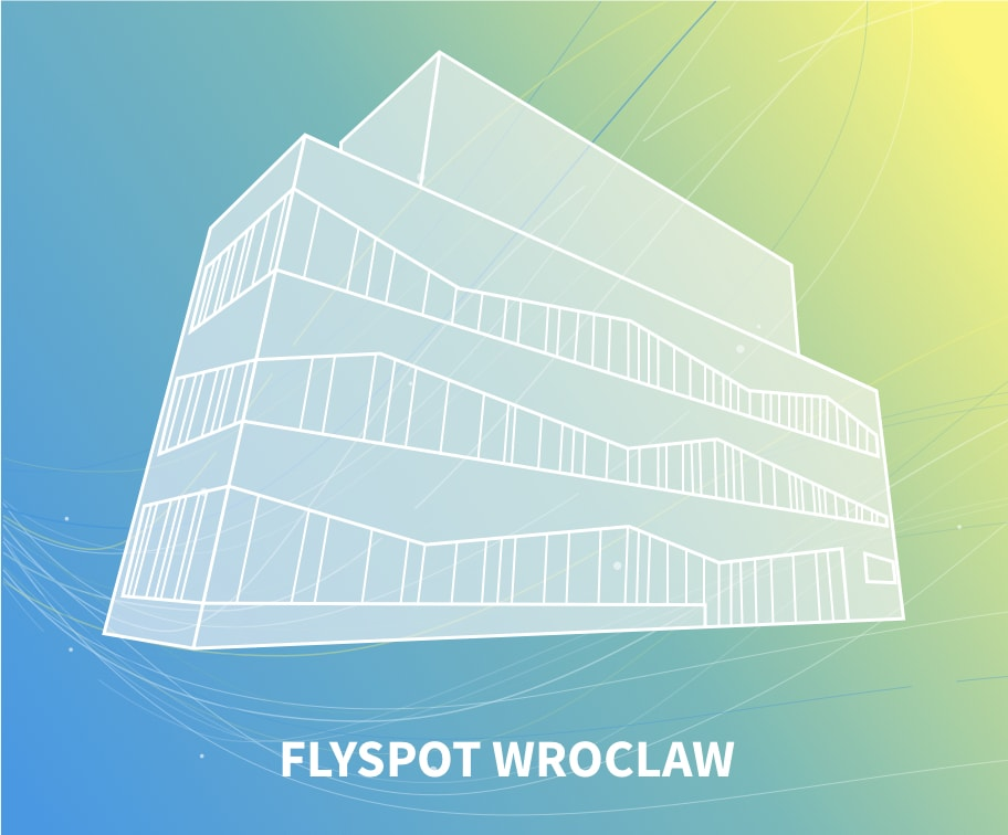 Flyspot wroclaw windtunnel