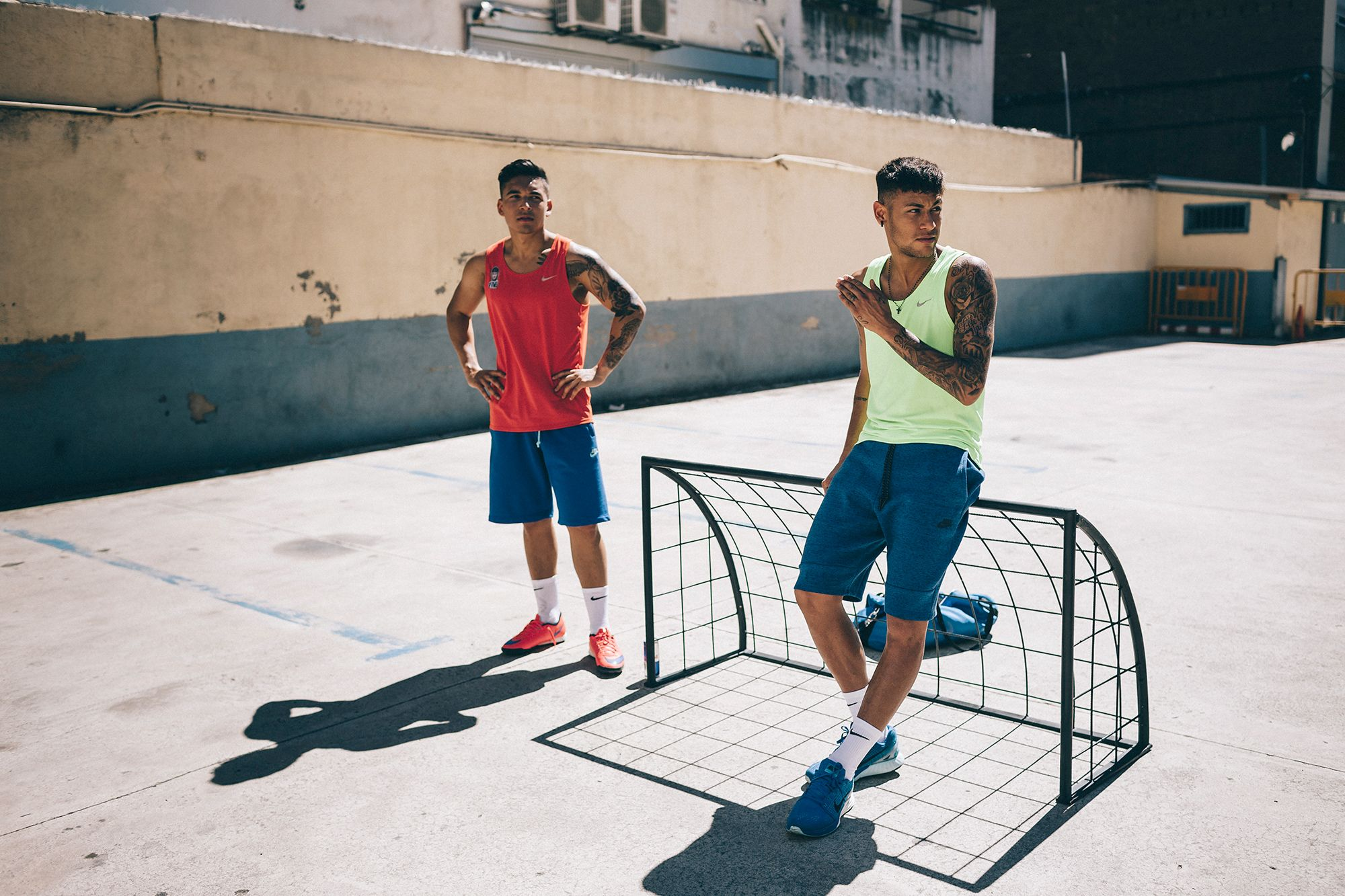 Neymar's JRFive 1&2