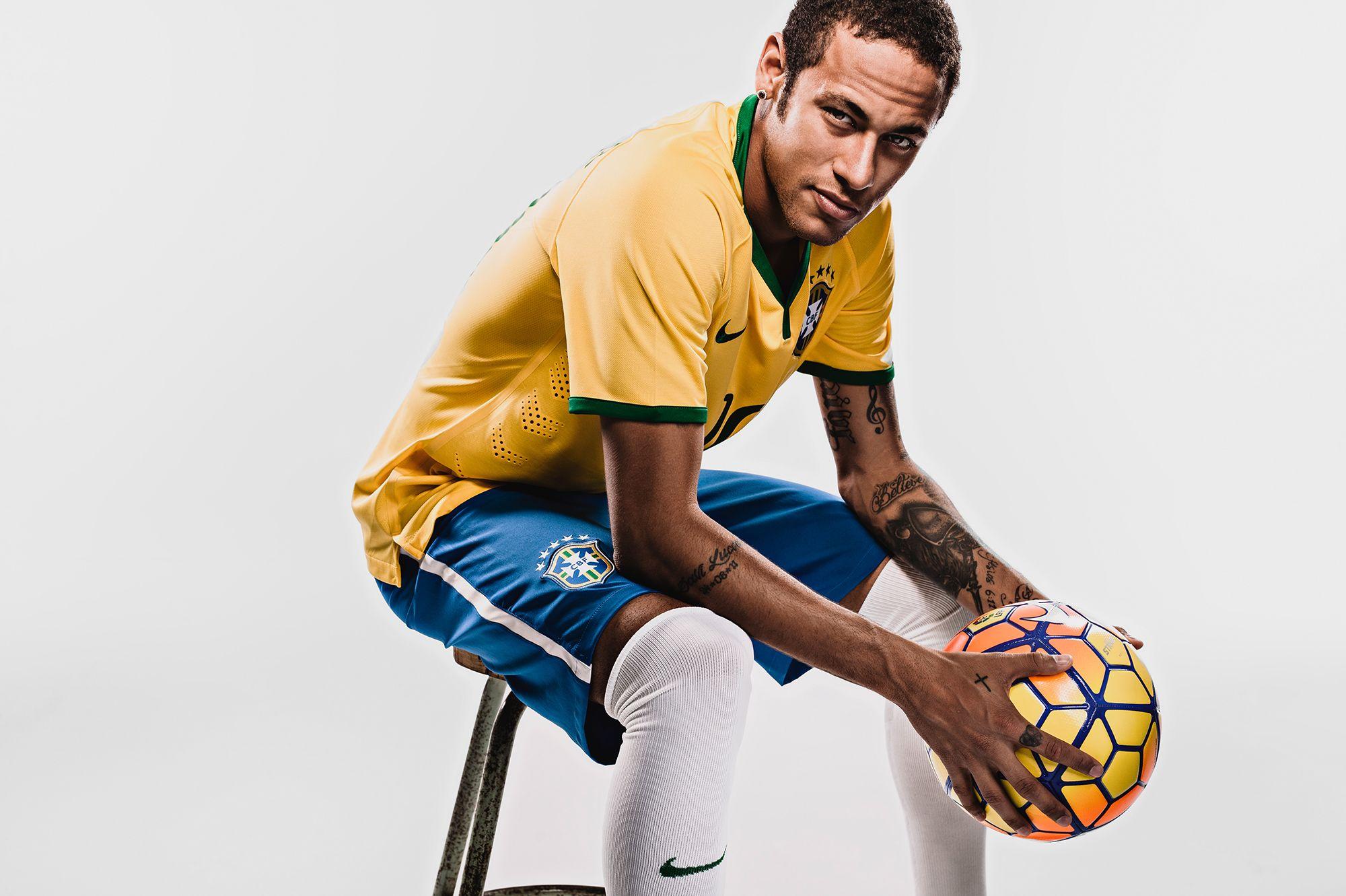 Neymar JR Portrait