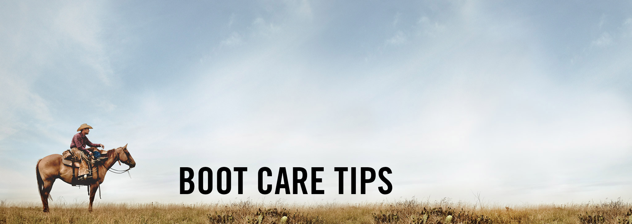 JBCCARE - Boot Care Tips