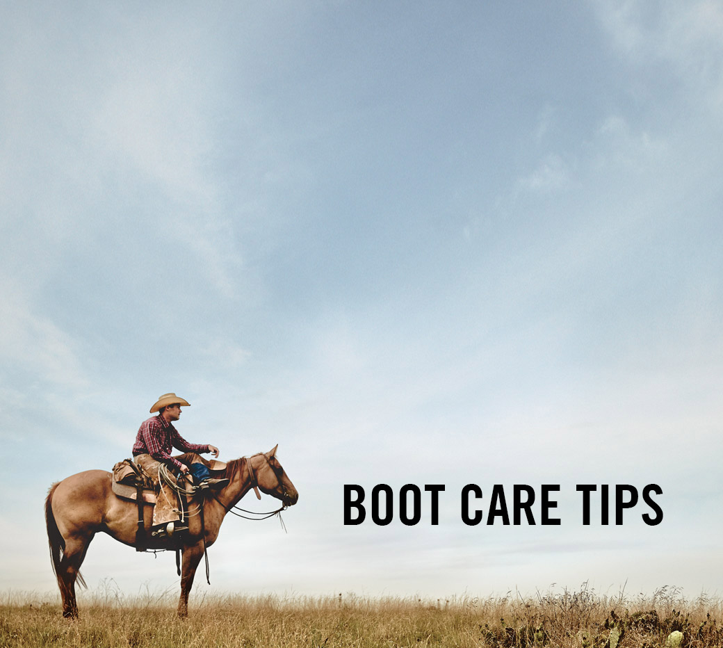 b1d7ee89c2b Justin Boots | Boot Care Tips