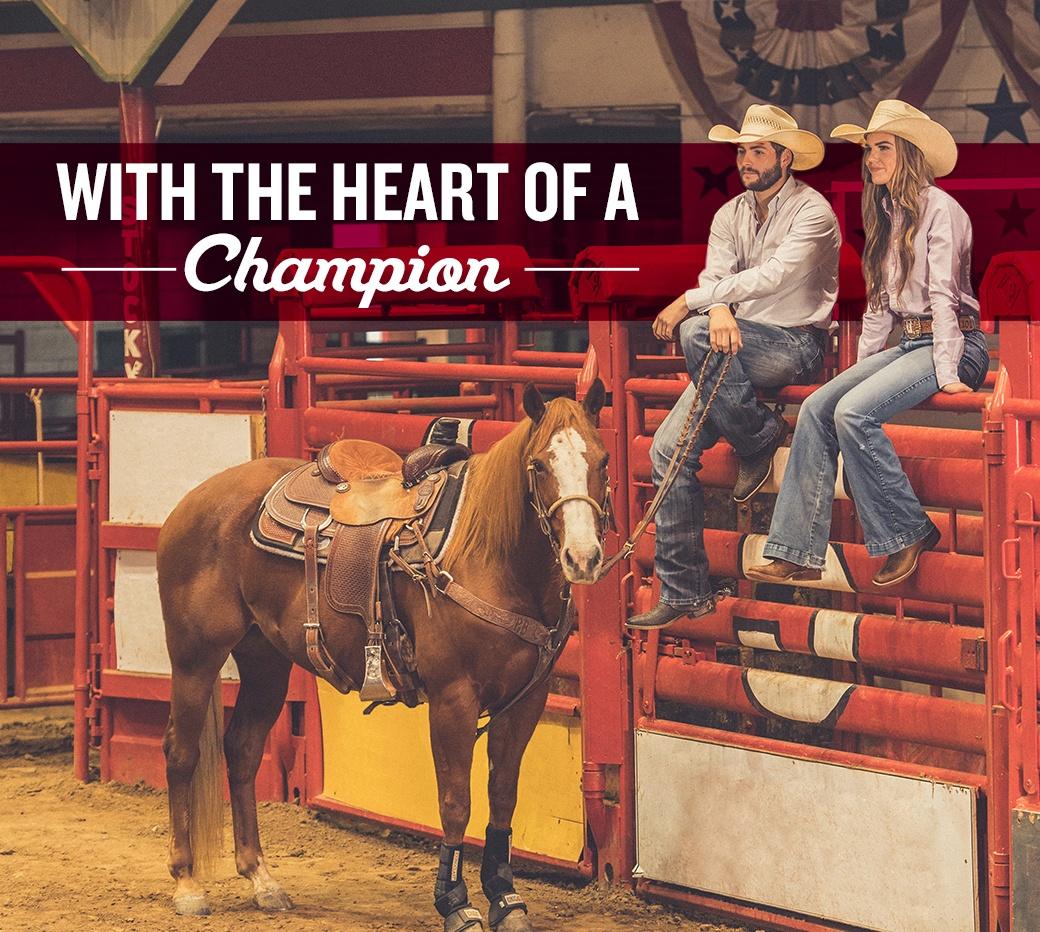 Let's Rodeo Header