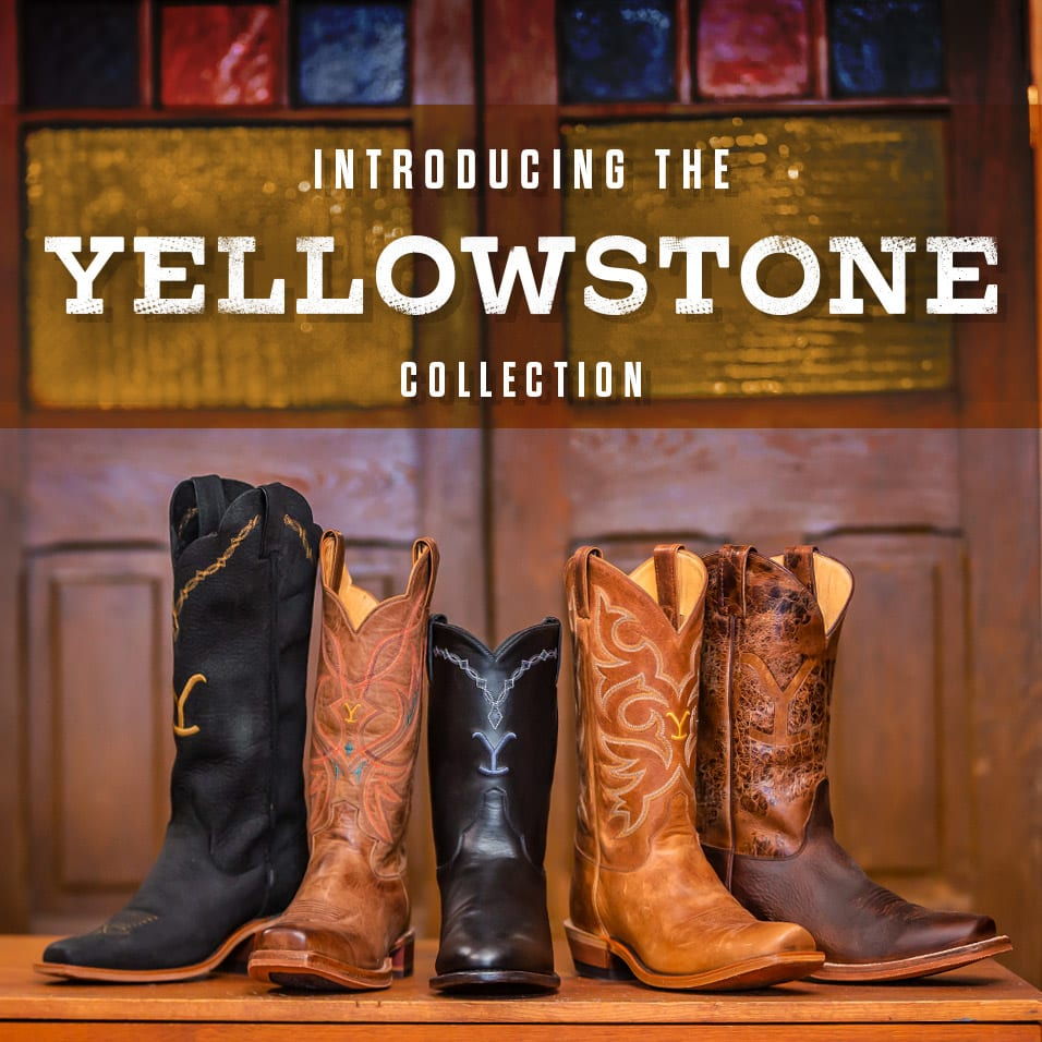 Justin Boots | Handcrafted Since 1879 | Official Site