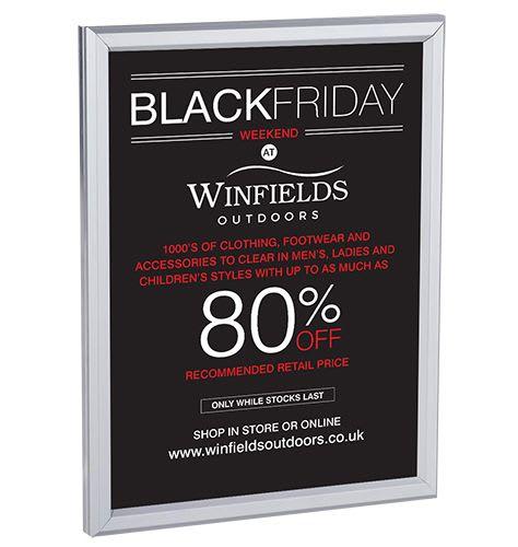 Winfields - Signage