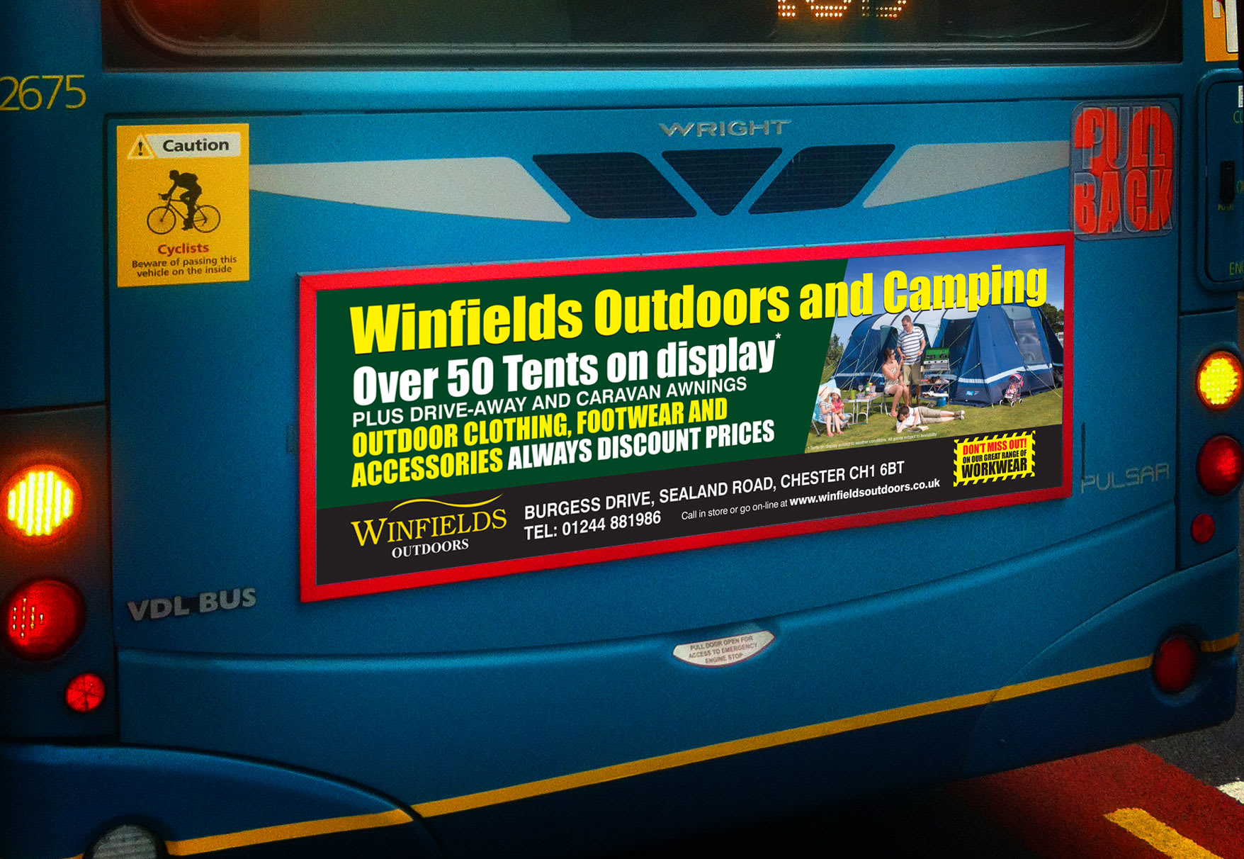 Winfields - Outdoor Advertising