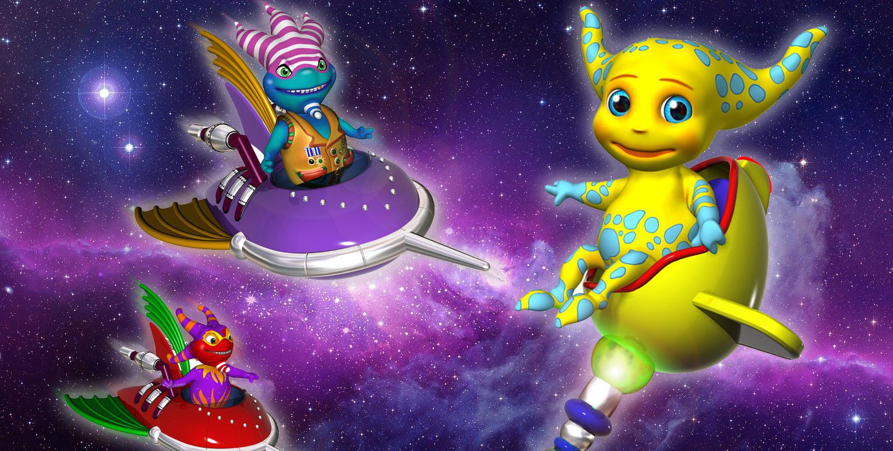 CGI Characters