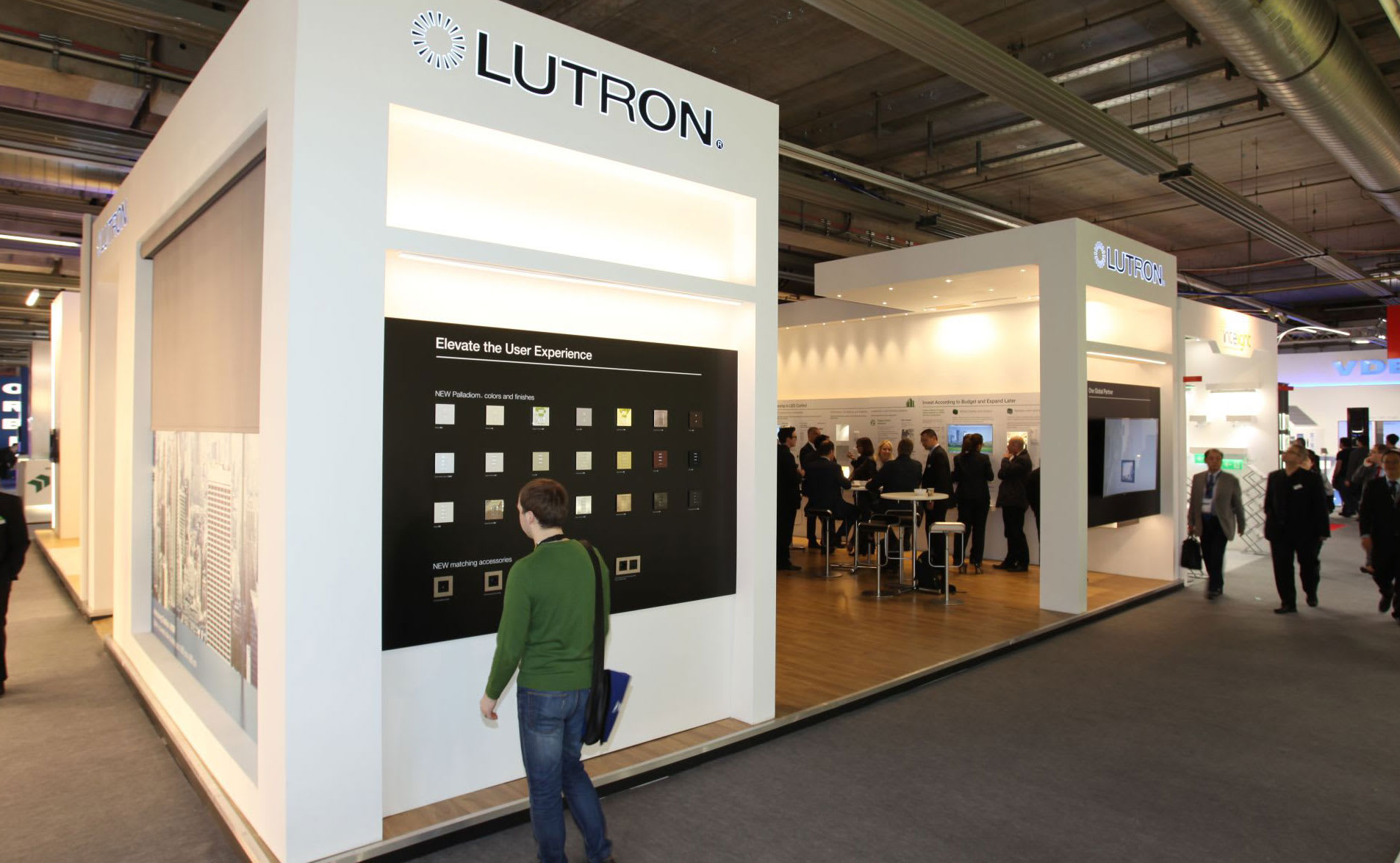 Lutron - Light & Building