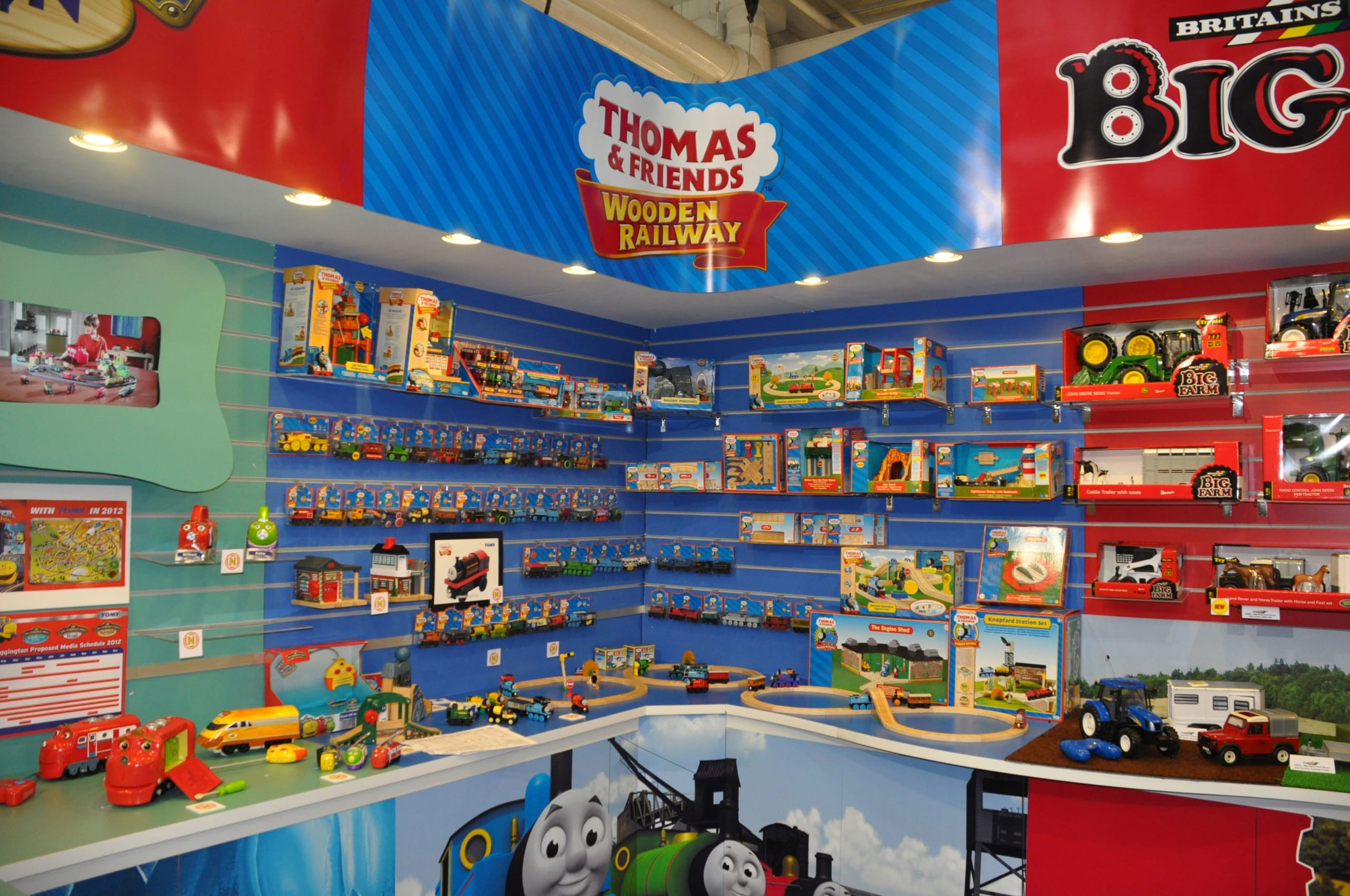 Tomy - Point of Sale
