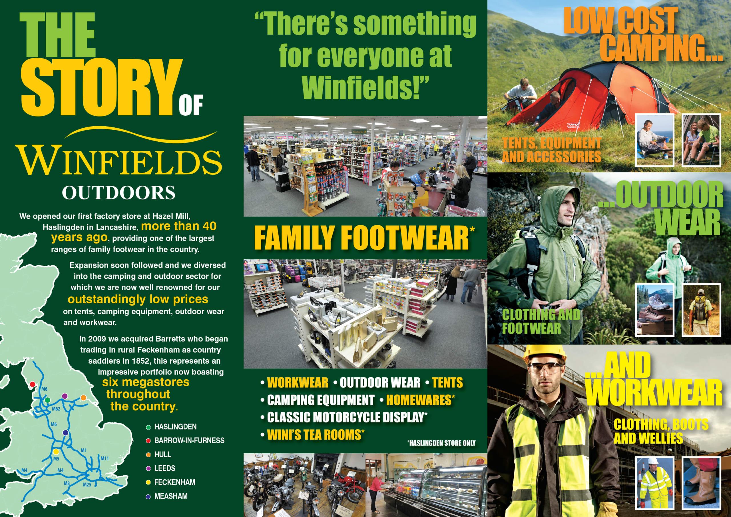 Winfields - Design & Print