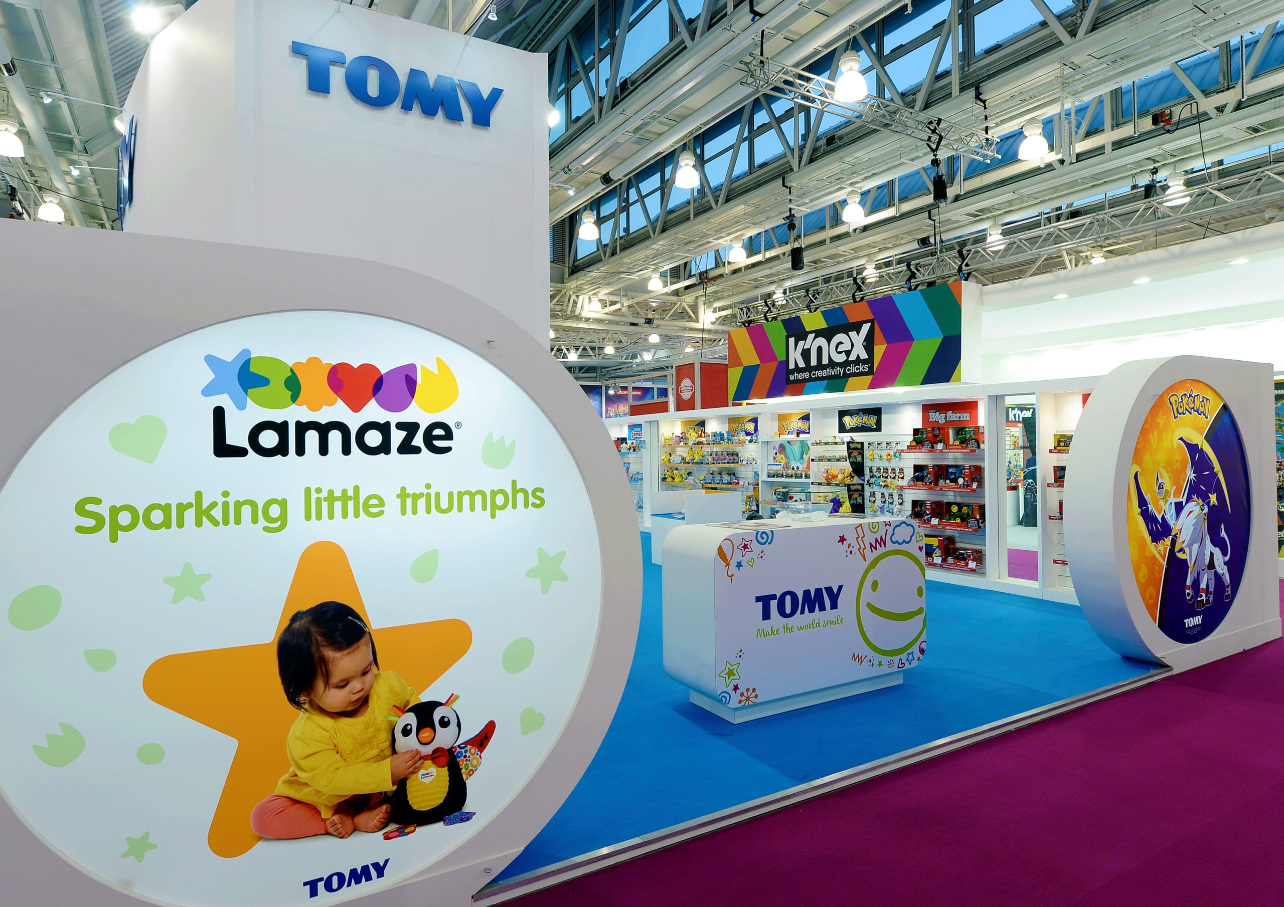 Tomy - Exhibitions
