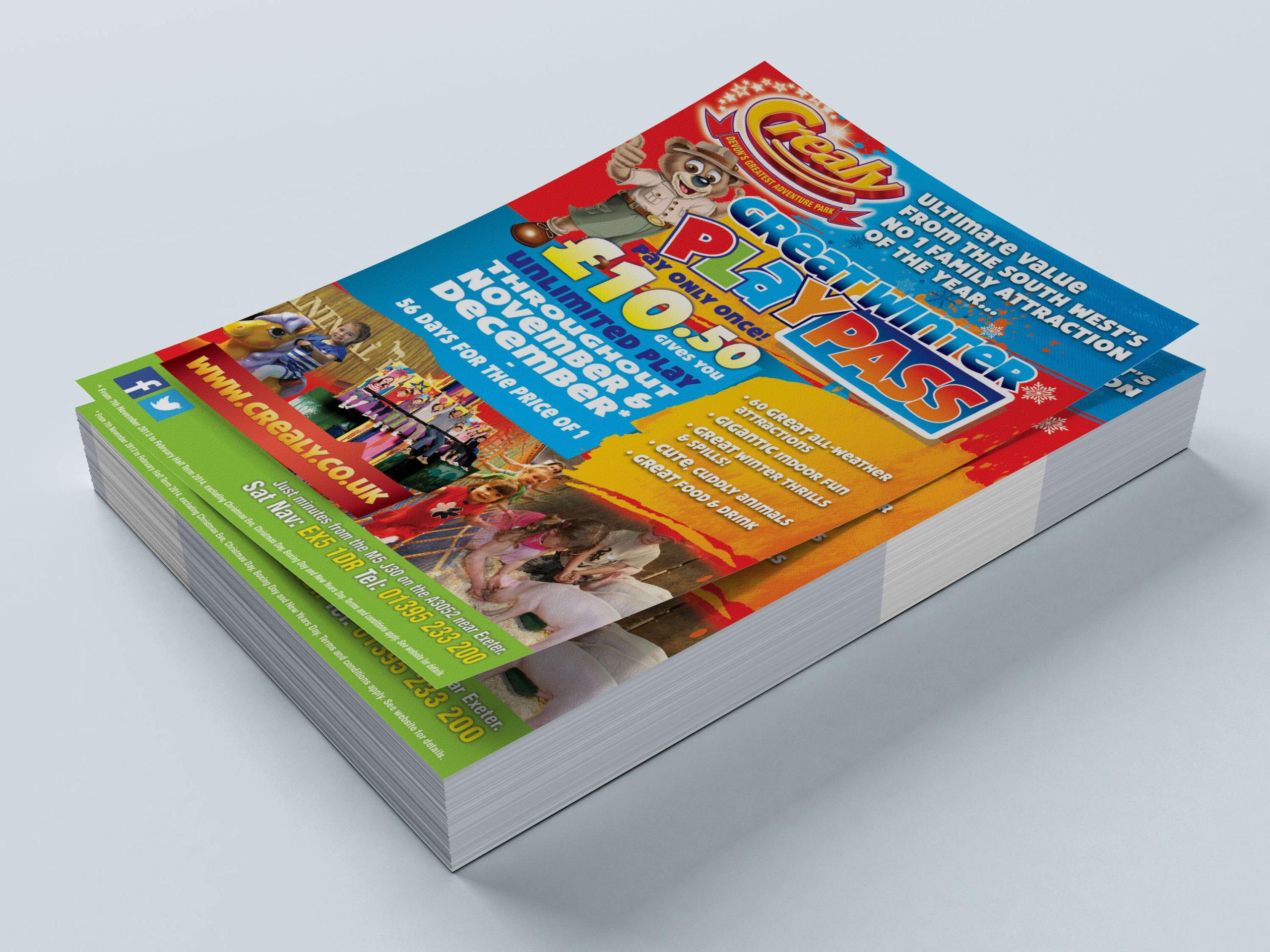 Crealy - Design & Print