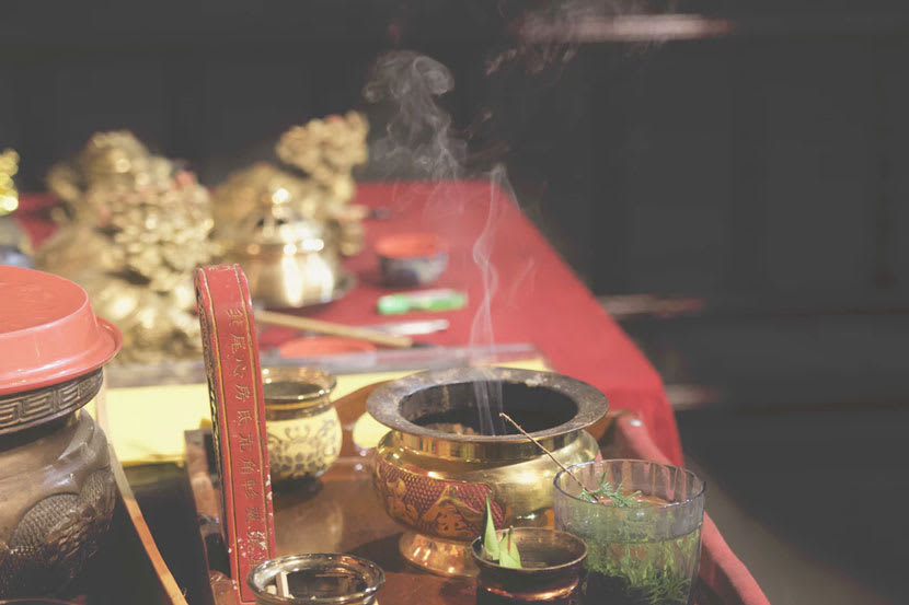 Traditional Medicine and Incense