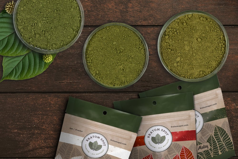 The key difference between kratom strains