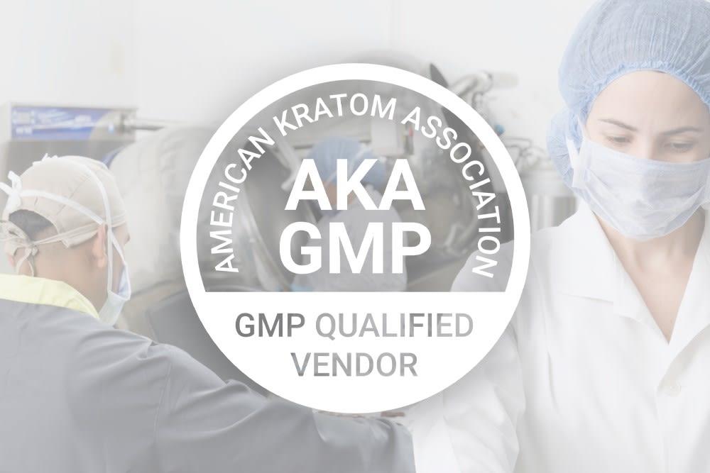 American Kratom Association GMP Certification for Kratom Spot!
