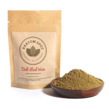Bali Red Vein Kratom Powder