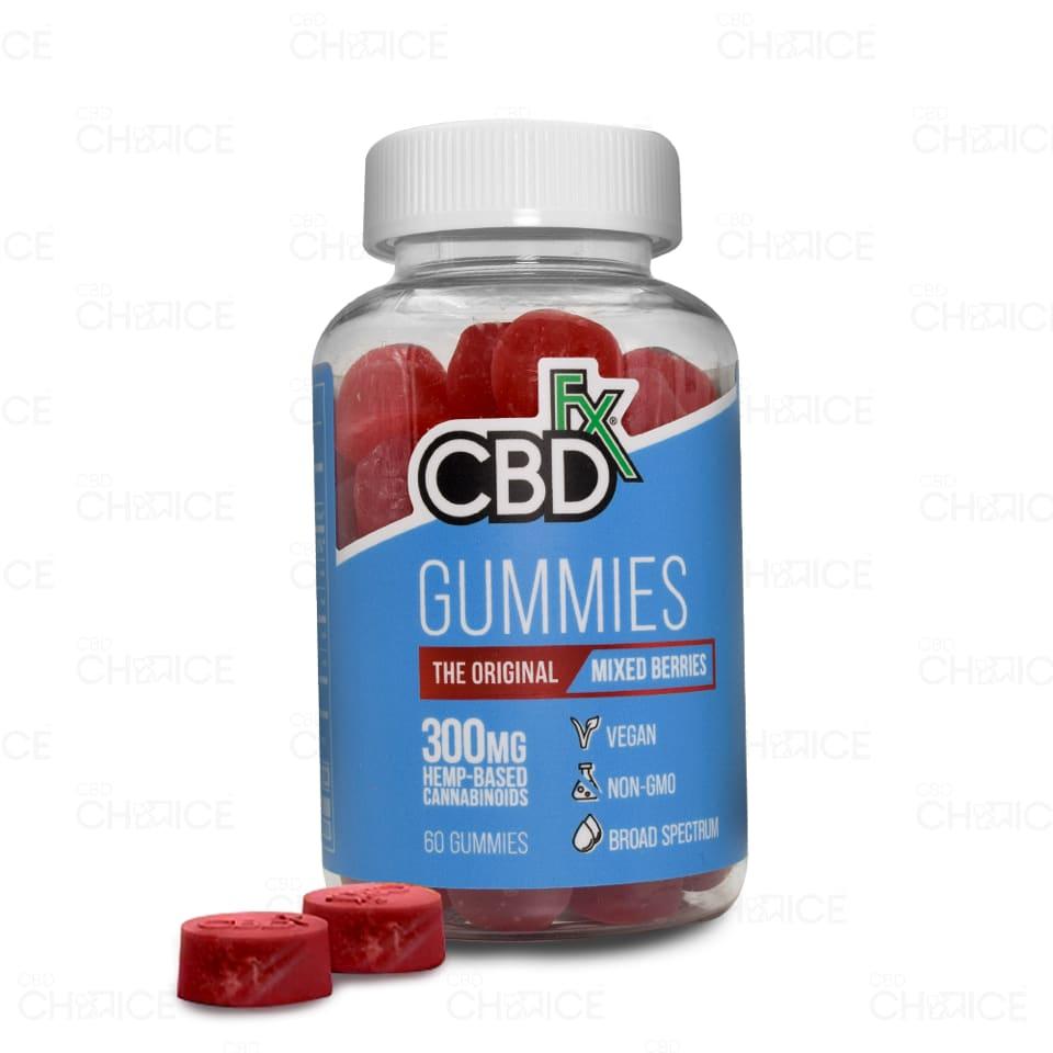 CBDfx Hemp Gummy Bears