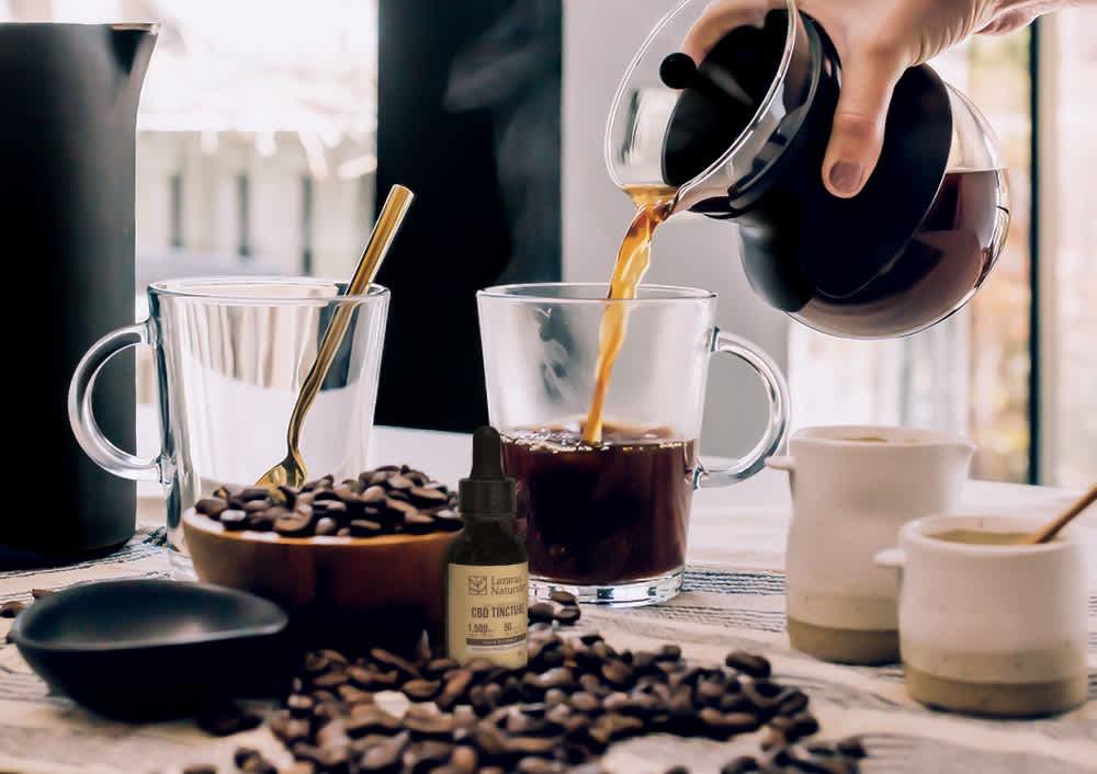 DIY CBD Coffee