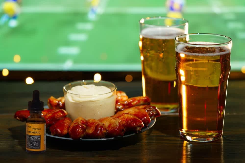 Super Bowl LIV CBD Snacks