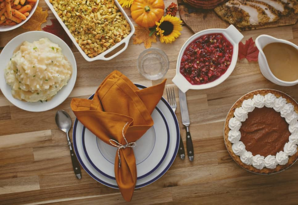 Thanksgiving CBD recipes for the whole family