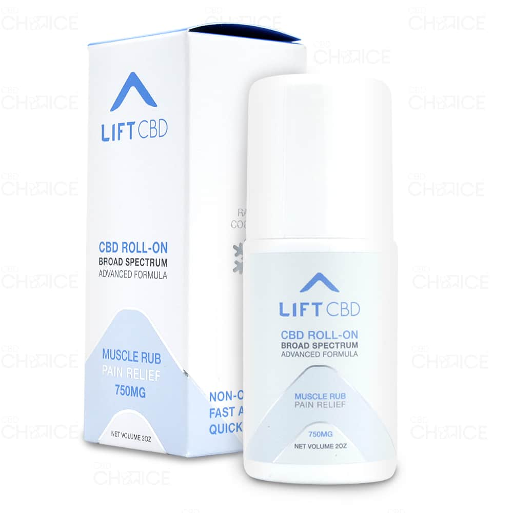 Lift CBD Muscle Relief Roll-on