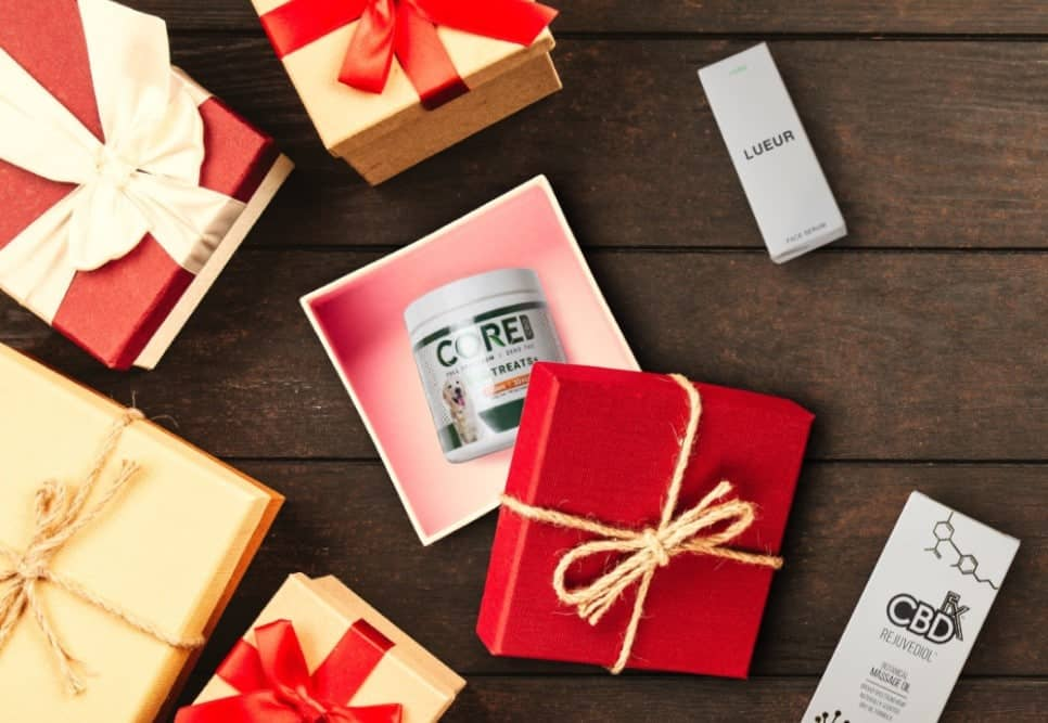 A CBD Christmas by CBD Choice