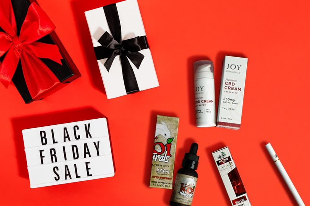 CBD Black Friday Sale 2020