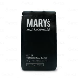 Mary's Nutritionals Transdermal Patch