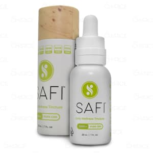 SAFI CBD Oil Tincture, 3000mg