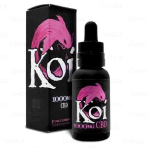 Koi Vape, Pink Lemonade 1000mg