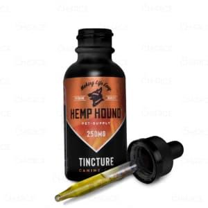 Hemp Hound 250mg Bacon Tincture