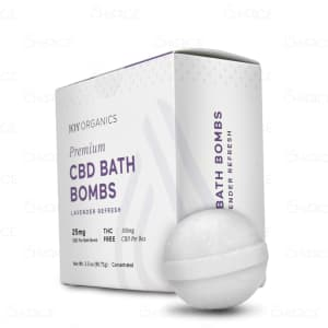 Joy CBD Bath Bombs